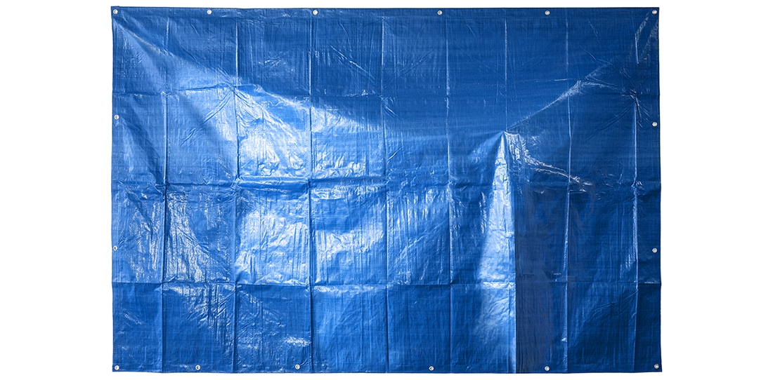 Bleue, Marie Sirgue, model for the tapestry, 2016