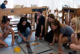 Participants à la Summer School - © Lola Moser - Foundation Michelangelo